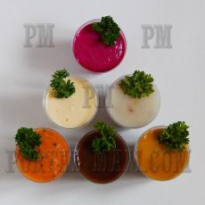 Подборка легких летних соусов на любой вкус.