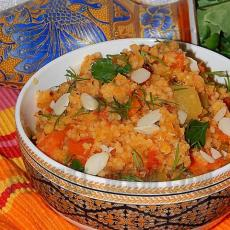 Сытное и ароматное блюдо, которое разнообразит постный стол и не только его.