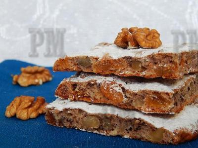Рецепт этого печенья сложно не забыть не только из-за его простоты, но и вуса получающегося печенья.